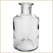 200ml glass bottle - Chaghall