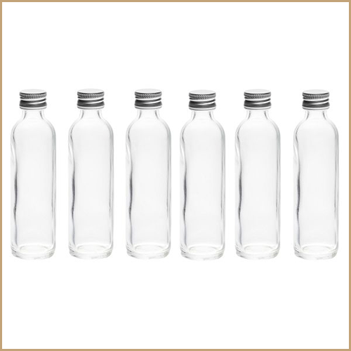 40ml glass bottles - Krug