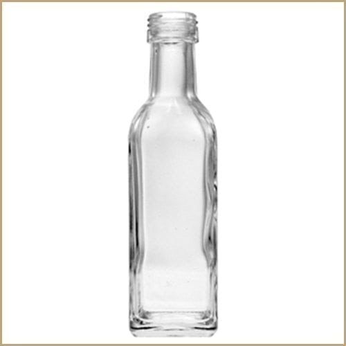 100ml Glass Bottle - Maraska